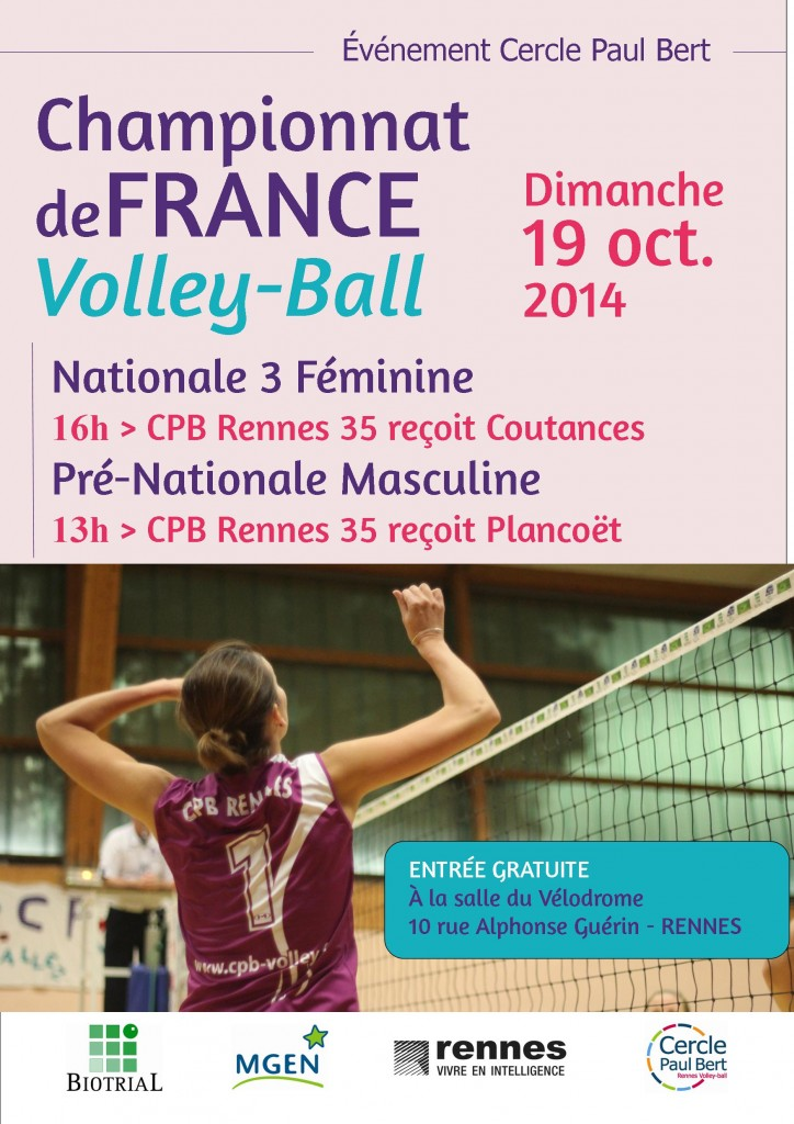 Affiche   2 - A3 matchs 19-10 Coutance-Plancoet